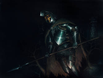 Undead Knight by PitBOTTOM