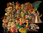 Super Smash Bros. Brawl Group
