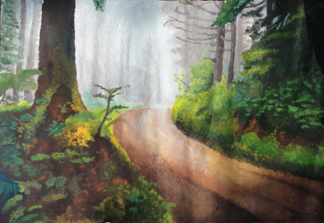 Impresionism by Lelixiana