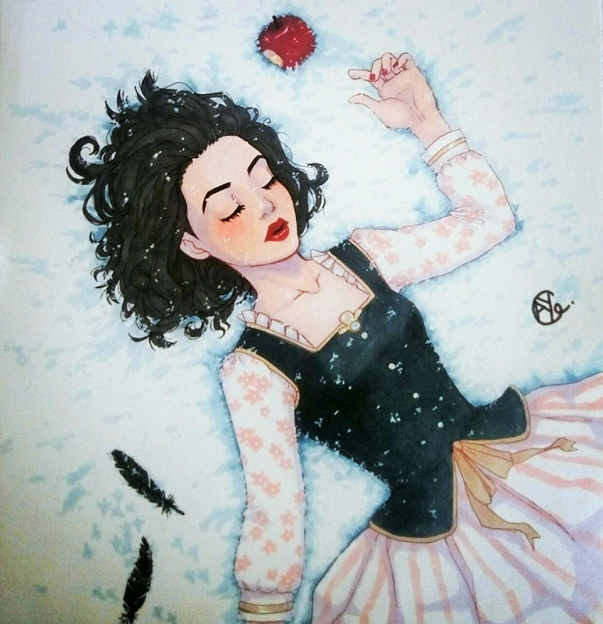 Snow White by Arayana1923