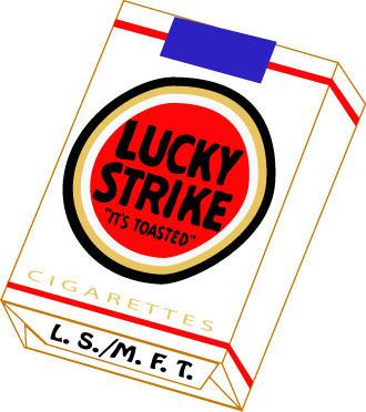 Image result for lucky strikes lsmft
