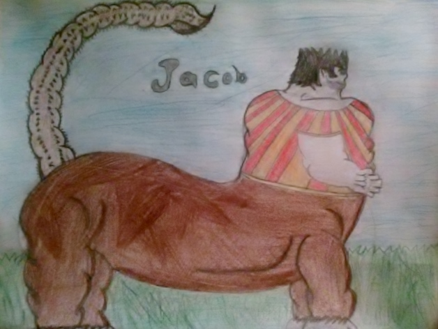 Jacob Ref by wolfdragonblood