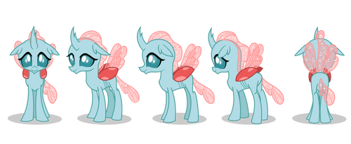 Ocellus turnaround by Twilight-Twinkle