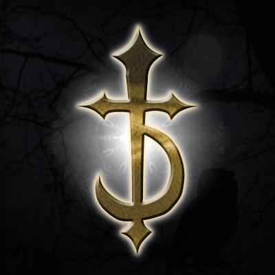 Devildriver Golden Logo by iNightCrawler