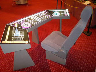Star Trek Ops Panel by Levantecon
