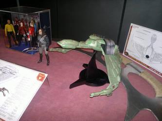 Klingon Bird of Prey by Levantecon