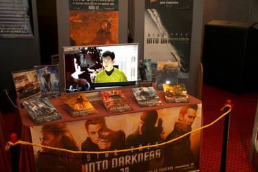 Star Trek into darkness trailer by Levantecon