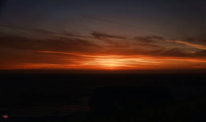 Sunset by Thinken