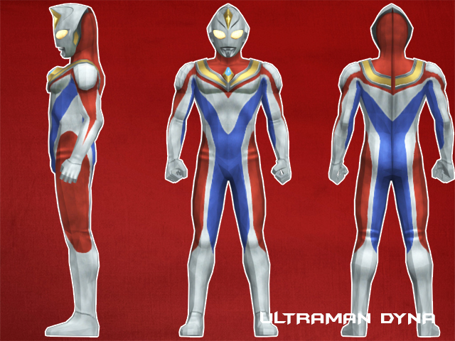 Ultraman Dyna By 100nadzmi On DeviantArt