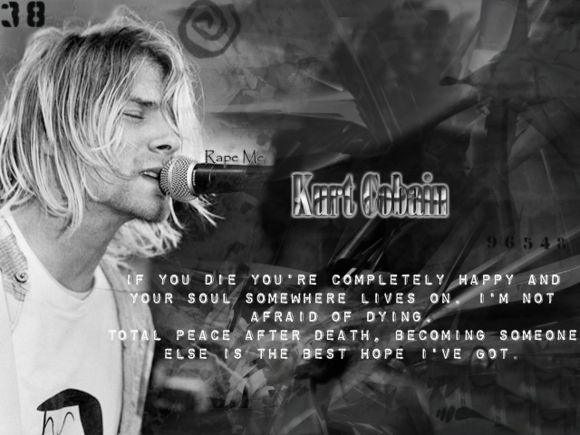 personality analysis of kurt cobain Which nirvana song comes closest to expressing kurt cobain's personality or kurt cobain in none of the nirvana songs closely depict kurt cobain's personality.