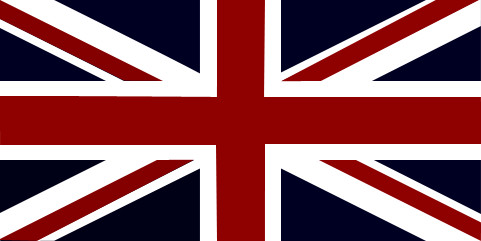 Vector Union Jack by cobain1337