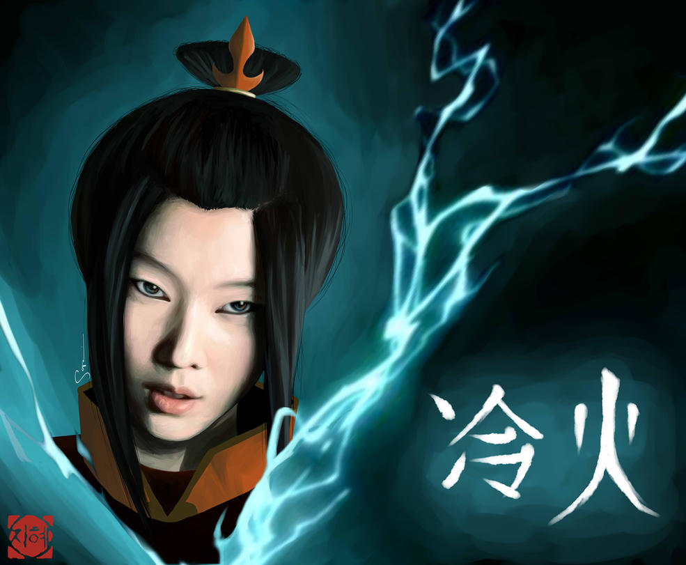 princess azula by hanjihye on deviantart