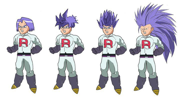 Future Gohan And Trunks Fusion Fusion between gohan and jamesGohan And Vegeta Fusion