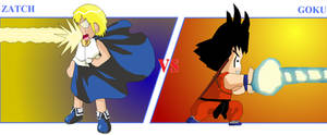 Zatch VS Goku