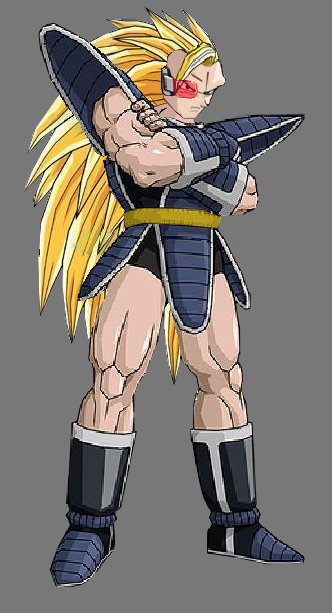turles ssj 3 by robertovile on deviantart