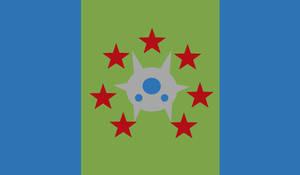 New Namek Flag (anime flag)