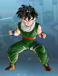 Gohan Manga Xenoverse 2