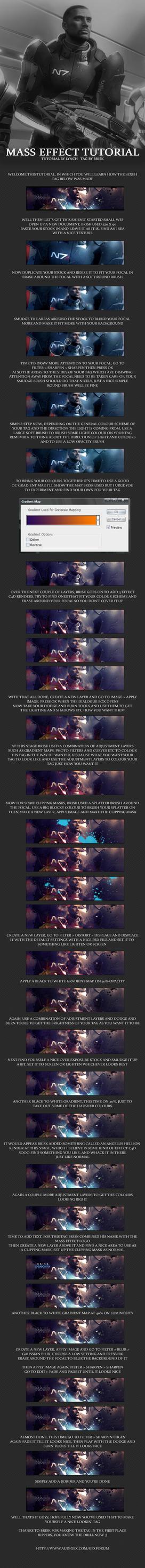 Mass Effect by brisktutorials