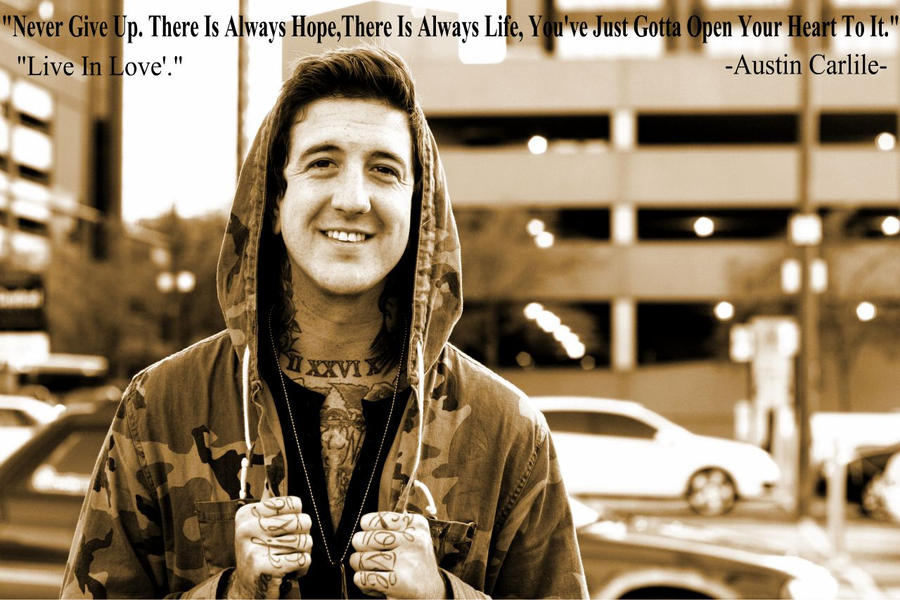 Austin carlile by mychemicalrmy on deviantart - Austin carlile wallpaper ...