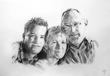 Portraitzeichnung / Drawing Portraits