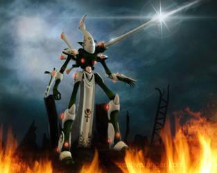 Wraithlord by Art-Ranger