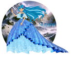 Gift: Azura winter dress
