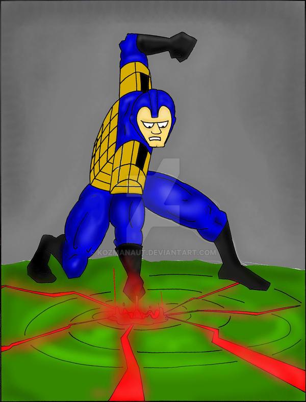 Chex Warrior by Kozmanaut