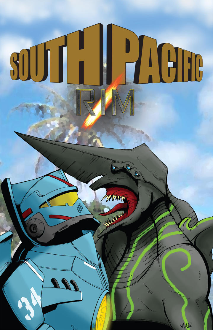 South Pacific Rim by Kozmanaut