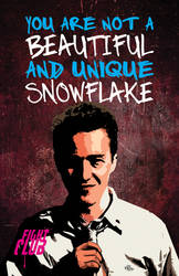 Fight Club Snowflake