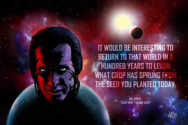 Star Trek Space Seed Khan