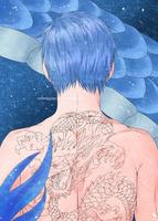 Akatsuki no Yona : Shin-ah by Wiiwiipyon