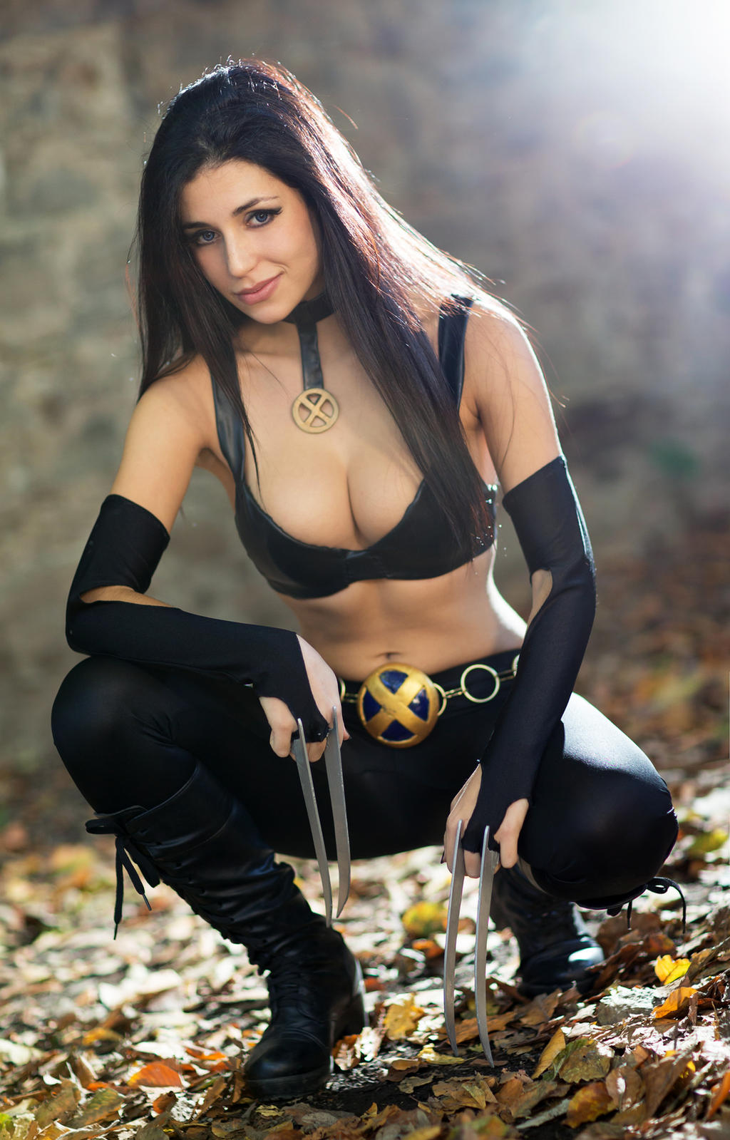 23 by AmbraAura ...X 23 Cosplay Wallpaper