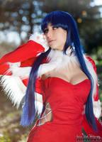 Hinata Hyuga - Christmas Time! #1 by AmbraAura