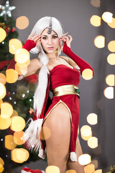 Soraka Original Christmas Version - LoL