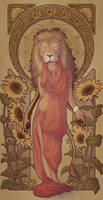 Leo by CoffeePotion