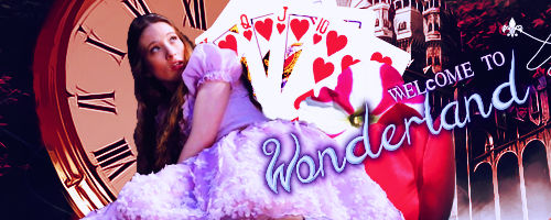 Once Upon a Time in Wonderland: Alice
