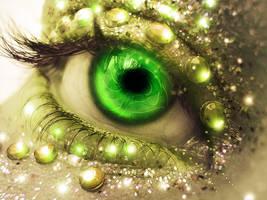 Eye of nature. diamond by lorency