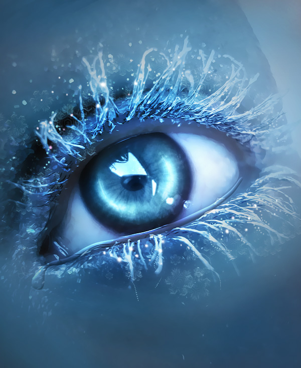 Ice Eye by lorency