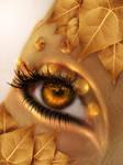 Autumn Dream into Eye