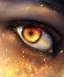 Burning by lorency