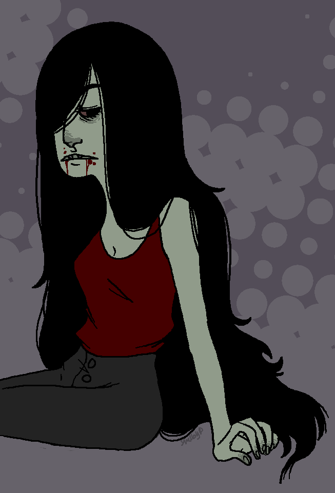 and suddenly marceline by dandeliar