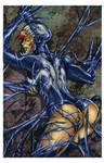 Raapack's she venom by RSB13