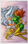 AvlinLee Frost,Phoenix Colour