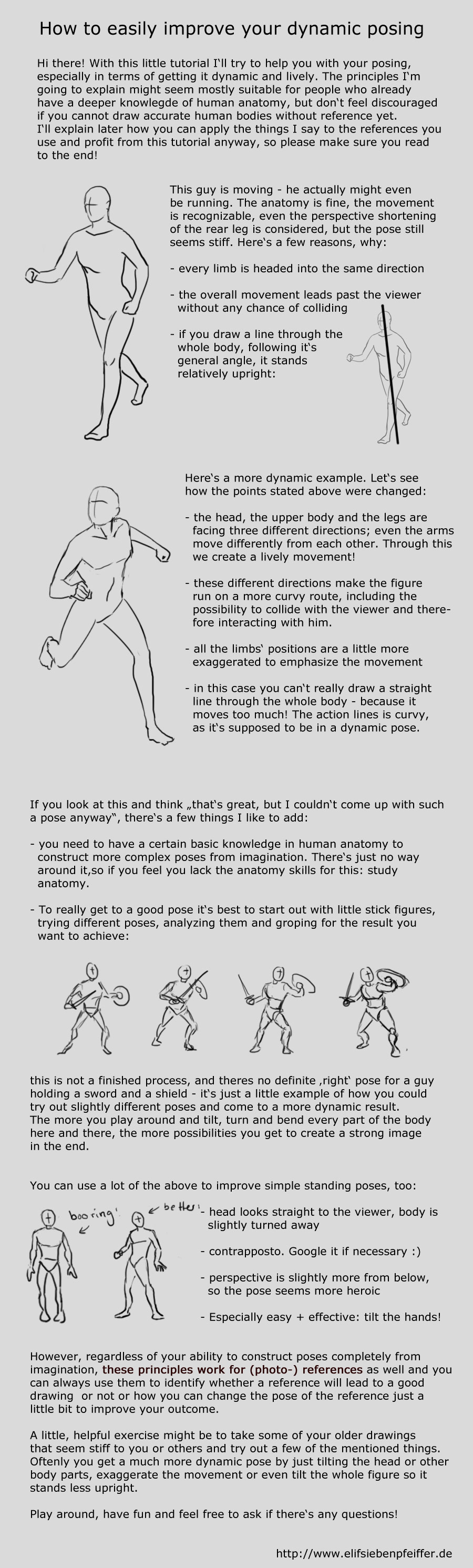 Tutorial: Dynamic Poses by ElifSiebenpfeiffer