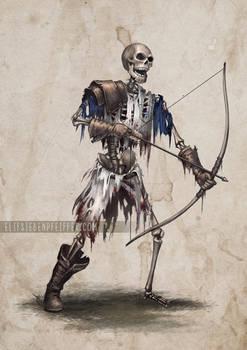 Skeleton Maaaan