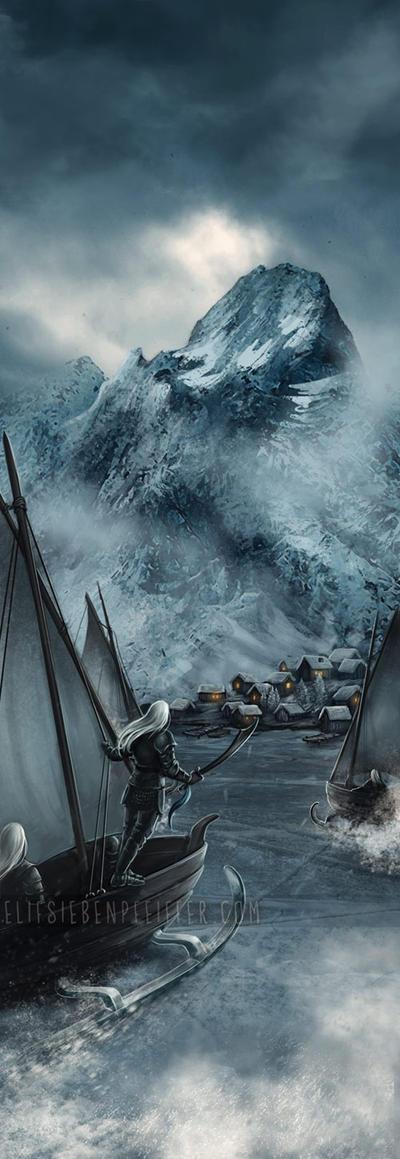The Fall Of Frisov by ElifSiebenpfeiffer
