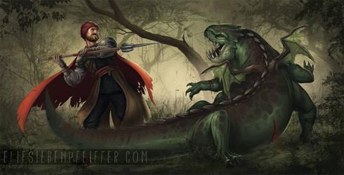 DSA - The Good Fight / Anhaenger des guten Kampfes