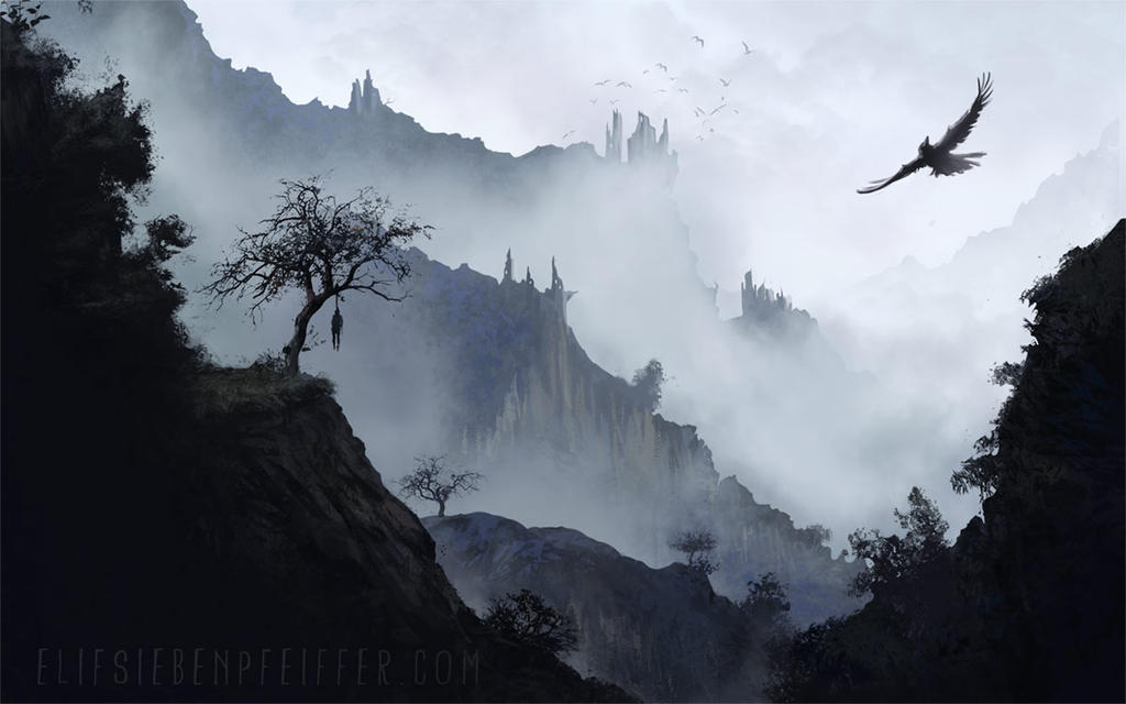 The Cruel Mountains