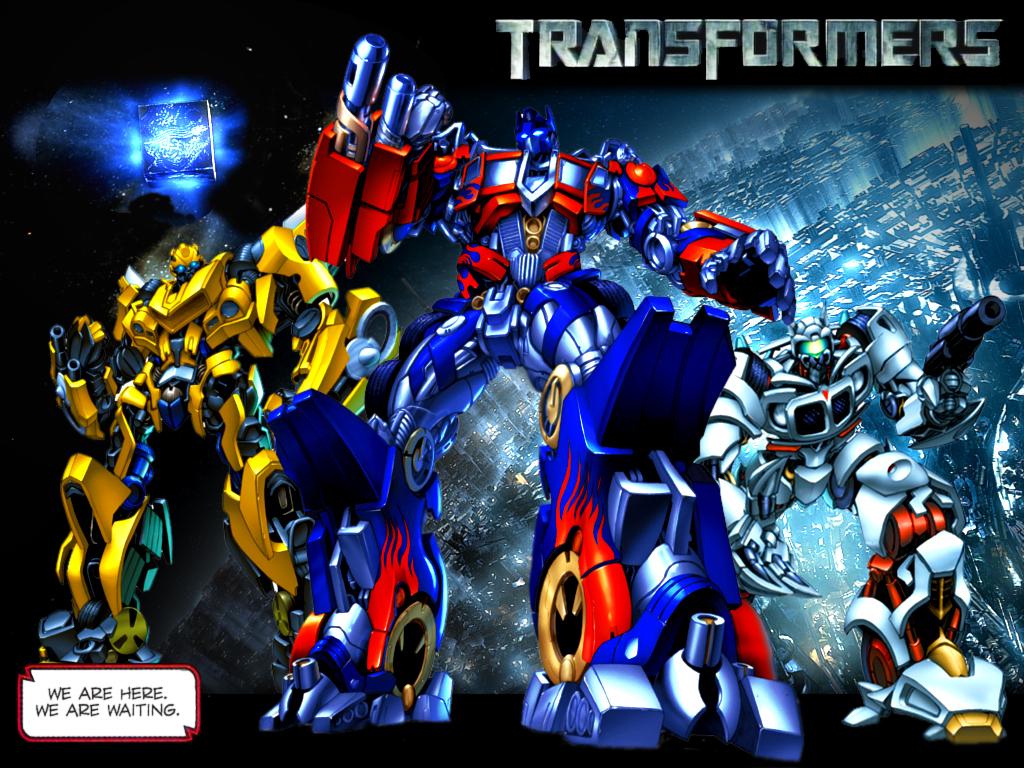 Czeshop Images Transformers 2007 Wallpaper