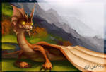 HTTYD Personal Dragon